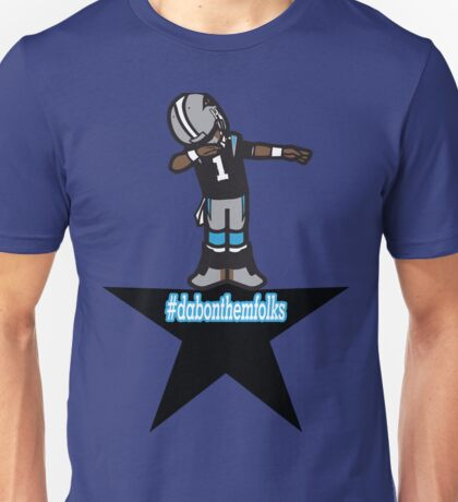 STAR DAB ON Them Folks Unisex T-Shirt