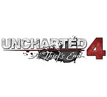 uncharted 4 Photographic Print