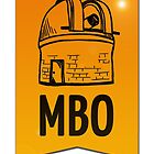 Mount Burnett Observatory Logo (Large with website) by Mount Burnett Observatory