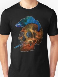 EXPAND YOUR MIND 420 SPACE SKULL T-Shirt