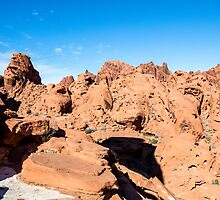 Valley of Fire State Park, Nevada by PhotoStock-Isra