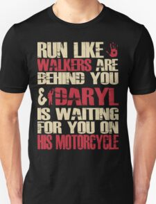 Run with Daryl T-Shirt