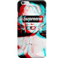 Supreme Marilyn Monroe iPhone Case/Skin