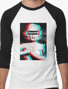 Supreme Marilyn Monroe Men's Baseball ¾ T-Shirt