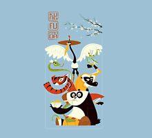 kungfu panda and friends Unisex T-Shirt