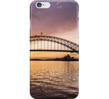 Blues Point Panorama iPhone Case/Skin
