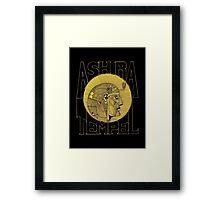Ash Ra Tempel - Ash Ra Tempel Framed Print