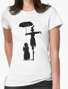 Turniphead Womens Fitted T-Shirt