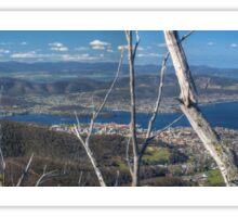 Hobart Panorama Sticker