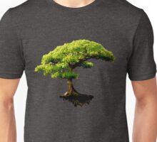 floating bonsai tree Unisex T-Shirt
