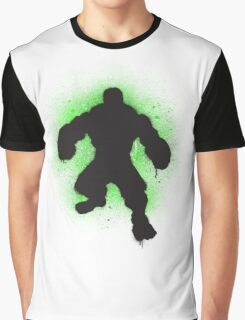 Hulk SMASH Banksy! Graphic T-Shirt