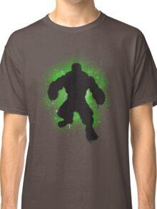 Hulk SMASH Banksy! Classic T-Shirt