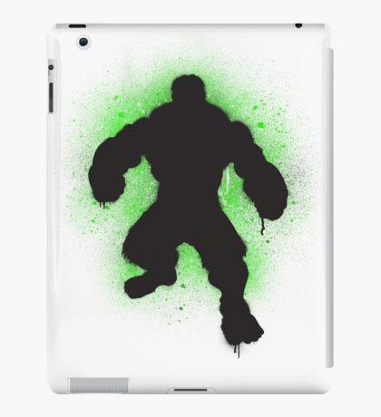 Hulk SMASH Banksy! iPad Case/Skin