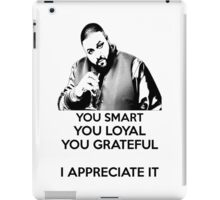 DJ Khaled - You Smart iPad Case/Skin