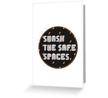 *Smash* Greeting Card