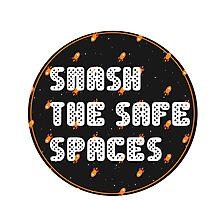 *Smash* Photographic Print