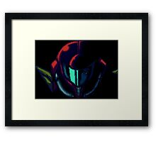Old Fashion Samus Framed Print