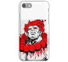 Street Fighter - Akuma iPhone Case/Skin