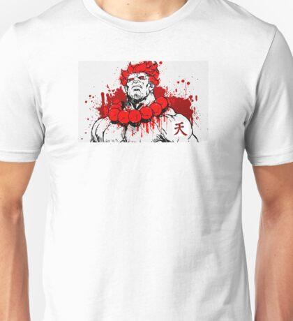 Street Fighter - Akuma Unisex T-Shirt