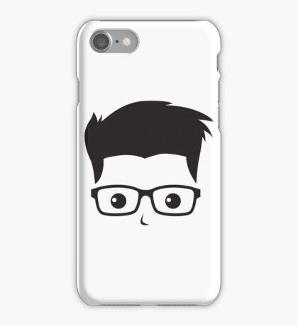 Geek/Nerd Sincere yet Fun - 3 iPhone Case/Skin