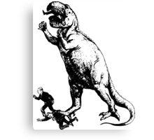 Older than Jurassic Park (since 1918) Canvas Print