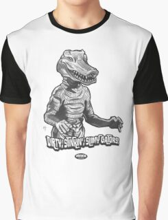 Alligator Person Graphic T-Shirt