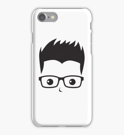 Geek/Nerd Sincere yet Fun - 7 iPhone Case/Skin