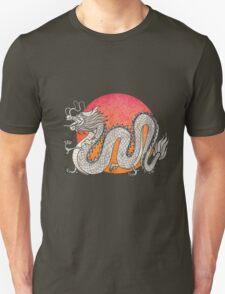 Champagne Dragon T-Shirt