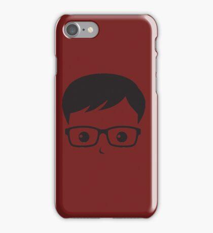 Geek/Nerd Sincere yet Fun - 8 iPhone Case/Skin