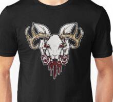 Wallmounted Wonderland Jackalope Unisex T-Shirt