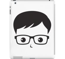 Geek/Nerd Sincere yet Fun - 8 iPad Case/Skin