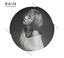 Girls' Generation (SNSD) Taeyeon SM Station 'Rain' Photographic Print