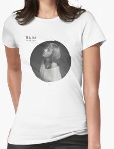 Girls' Generation (SNSD) Taeyeon SM Station 'Rain' Womens Fitted T-Shirt