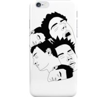 'Sleepy Heads' design by LUCILLE iPhone Case/Skin