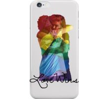 larry stylinson - love wins iPhone Case/Skin