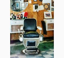 Barber Chair Front View Unisex T-Shirt