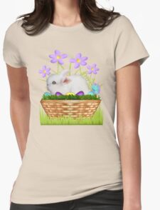 Bunny in a basket T-Shirt
