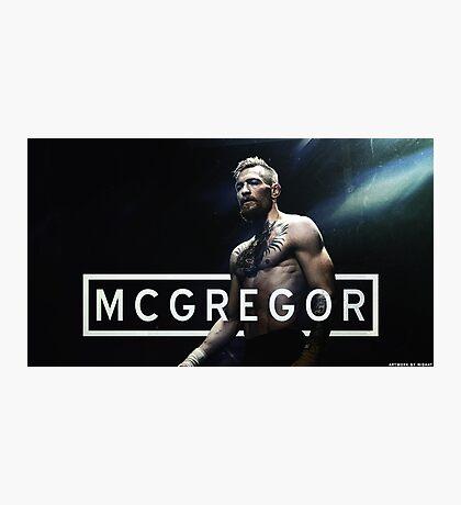 Connor McGregor Photographic Print