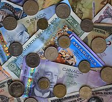 Currencies of the World by rhamm