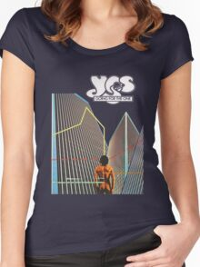 Yes - Going For the One Women's Fitted Scoop T-Shirt