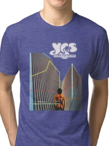 Yes - Going For the One Tri-blend T-Shirt