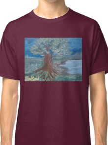 Tree By The Water Classic T-Shirt