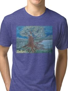 Tree By The Water Tri-blend T-Shirt