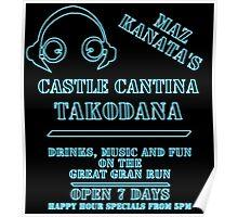 Star Wars - Maz Kanata's Cantina Poster