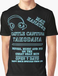 Star Wars - Maz Kanata's Cantina Graphic T-Shirt