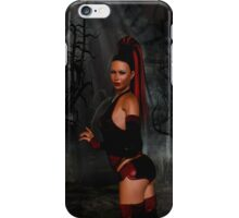 Vampire Nights iPhone Case/Skin