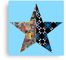 star combo only Canvas Print