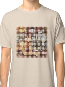 David Bowie, Diamond Dogs, Benday Dots. Classic T-Shirt