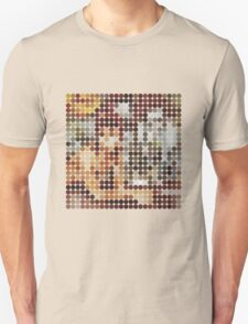 David Bowie, Diamond Dogs, Benday Dots. T-Shirt