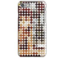 David Bowie, Diamond Dogs, Benday Dots. iPhone Case/Skin
